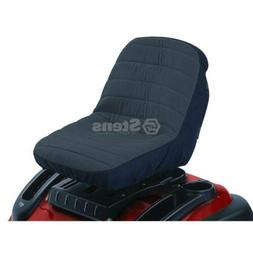 Classic Accessories 12314 Deluxe Tractor Seat Cover - Black
