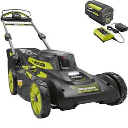 20 In. 40-Volt 6.0 Ah Lithium-Ion Battery Brushless Cordless