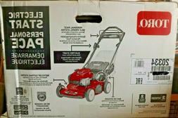 TORO 20334 Recycler 22 in. Variable Speed Electric Start Wal