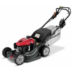 Honda 21'' 4-in-1 Self Propelled Electric Start Lawn Mower L