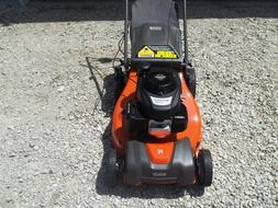 """Husqvarna 21"""" 3-in-1 Gas Self Propelled Lawn Mower With Hond"""