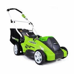 Greenworks 25322 40V G-MAX Cordless Lithium-Ion 16 in. 2-in-