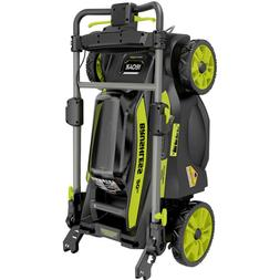 40V Brushless 20 In. Cordless Walk behind Self-Propelled Law