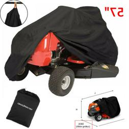 57'' Riding Lawn Mower Tractor Cover Garden Outdoor Yard UV