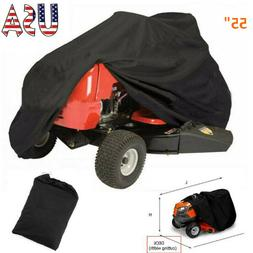 "57"" Riding Lawn Mower Tractor Cover Storage Waterproof Garde"