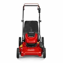 58-Volt Cordless 21 in. 3-in-1 Push Lawn Mower