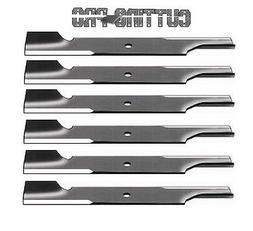 """6-PACK LAWN MOWER BLADES 32""""/48"""" SCAG GREAT DANE WRIGHT"""
