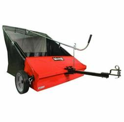 Agri-Fab 44 in. 25 cu. ft. Tow-Behind Lawn Sweeper