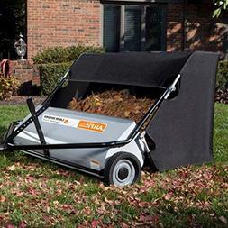 AllFitHD Commercial Grade Lawn Sweeper Grass Leaf Leaves Col