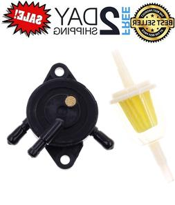 Fuel Pump For Kohler 17HP-25 Small Engine Lawn Mower Tractor