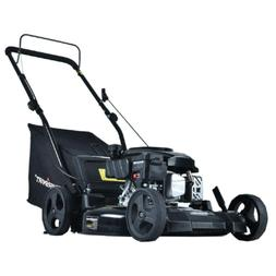 gas lawn mower 21 in 3 in