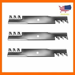 Gator G3 Mower Blades 3-Pack for Hustler Raptor SD 60 Deck 9