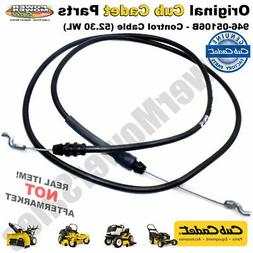 CUB CADET Genuine Replacement Control Cable  for Lawn Mowers