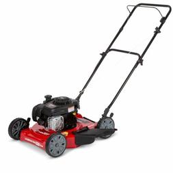 """Hyper Tough 20"""" Side Discharge Push Mower with Briggs and St"""