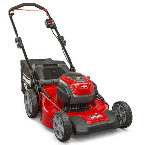 Snapper 82V Lithium-Ion in. Mower Kit with 2.0 Ah Charger