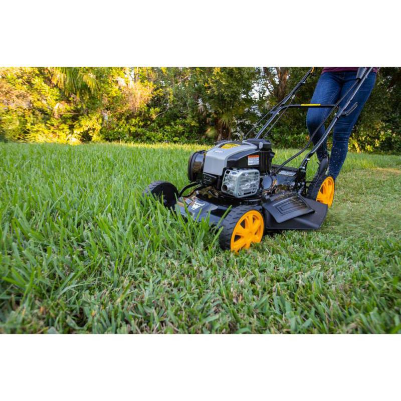 20 in. Propelled Electric