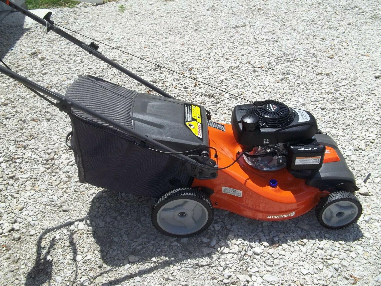Husqvarna 3-in-1 Self Propelled With Engine