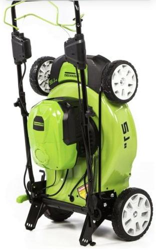 Greenworks Brushless Self-Propelled Mower
