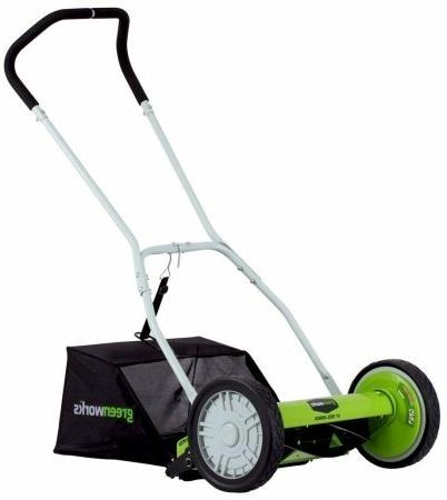 Greenworks 16 Push Mower