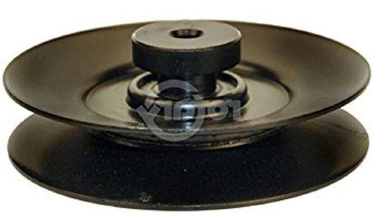 """393376 V-Idler Pulley 5"""" X 3/8 Replaces Grasshopper Lawn Mow"""