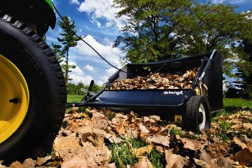 Agri-Fab Tow Sweeper
