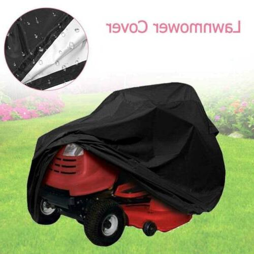 """57"""" Riding Lawn Tractor Cover Waterproof Garden Outside"""