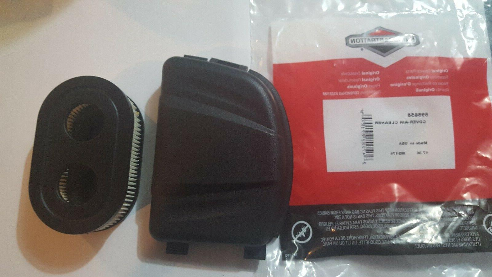 briggs and stratton oem air filter cover