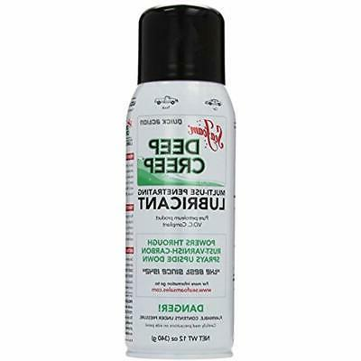 deep creep lubricant and amp cleaner 12