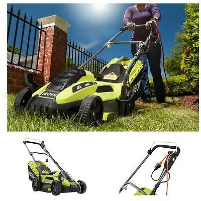 Electric Lawn Corded Walk Grass Care