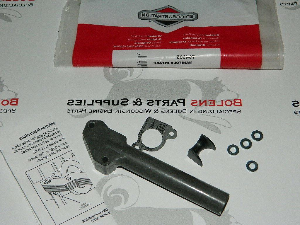 genuine briggs and and stratton intake manifold