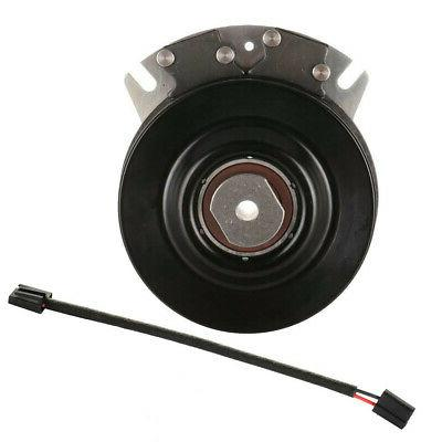 lawn mower electric pto clutch for bad