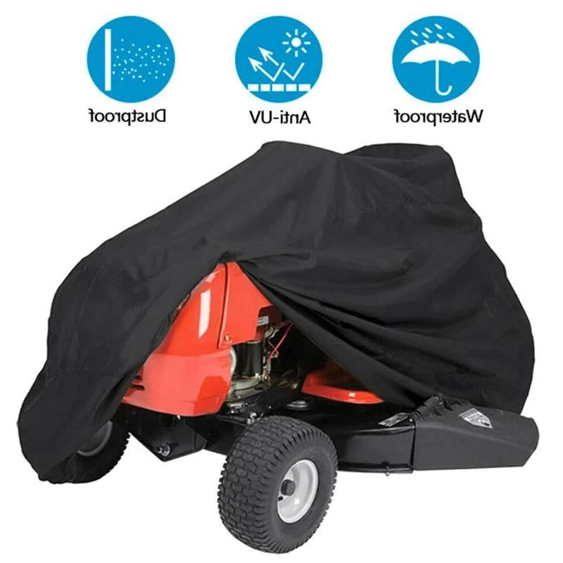 lawn mower riding tractor cover protector uv