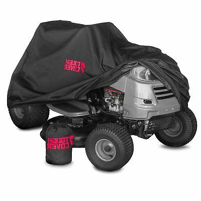 lawn tractor cover riding