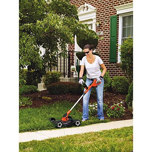 BLACK+DECKER 12-Inch 20V MAX Trimmer/Edger and