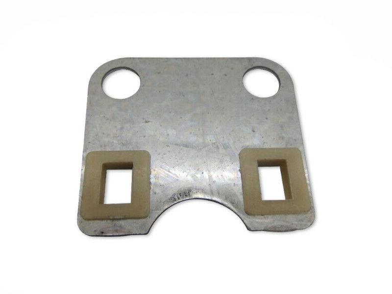 new cylinder head push rod guide plate