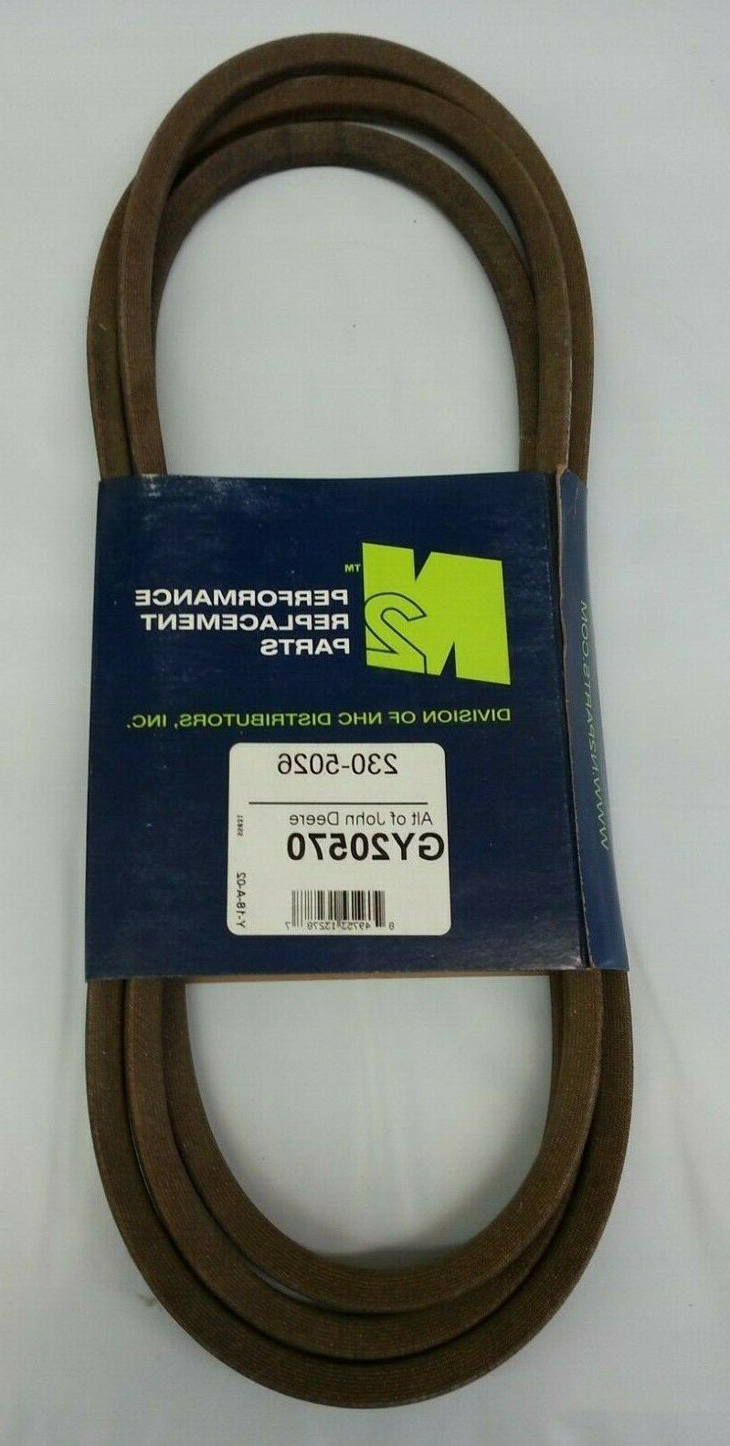 replacement belt gy20570 made in usa
