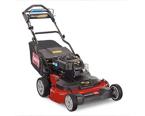 timemaster 223cc personal pace mower