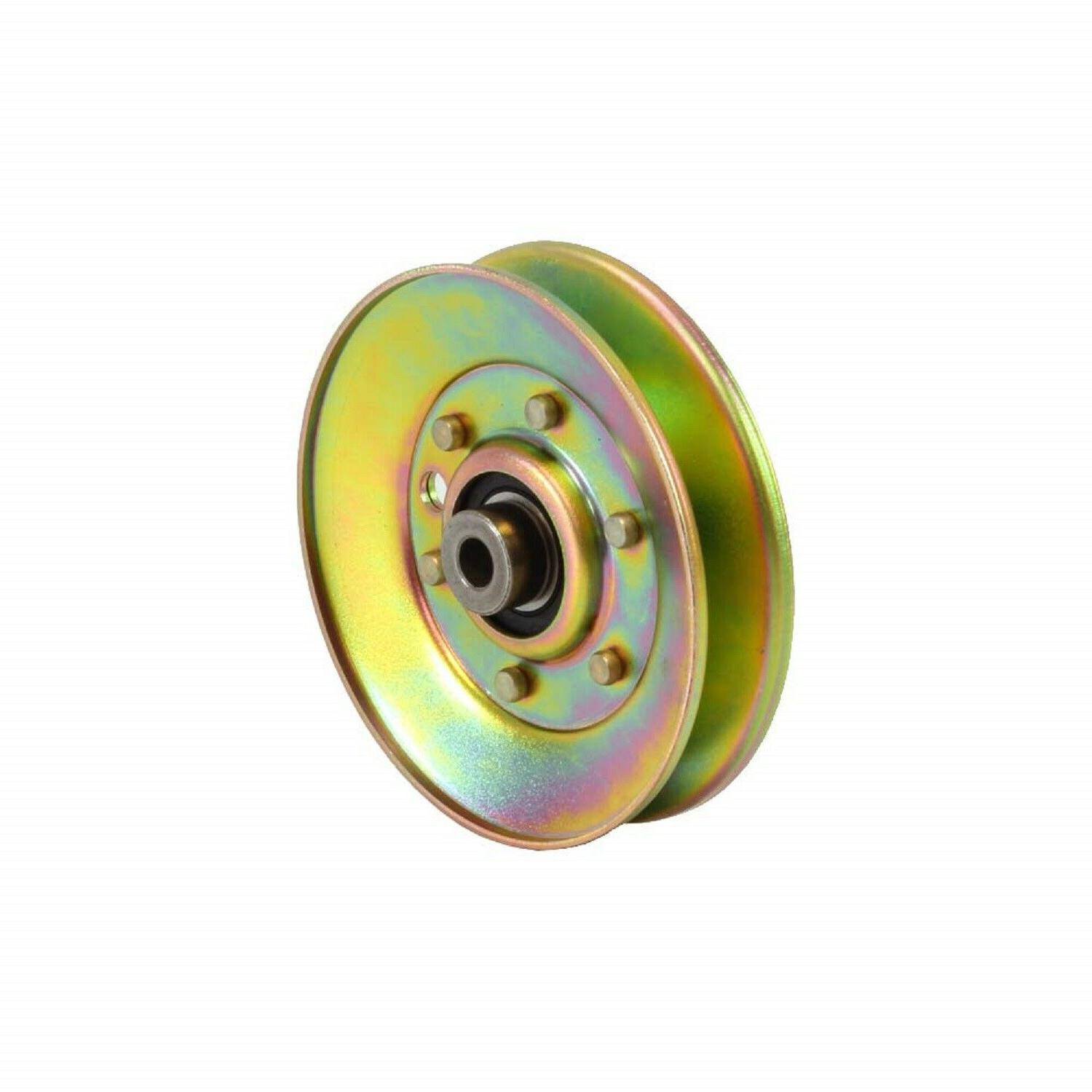 V Idler Pulley 48in Deck Lawn Mower Tractor Craftsman Poulan