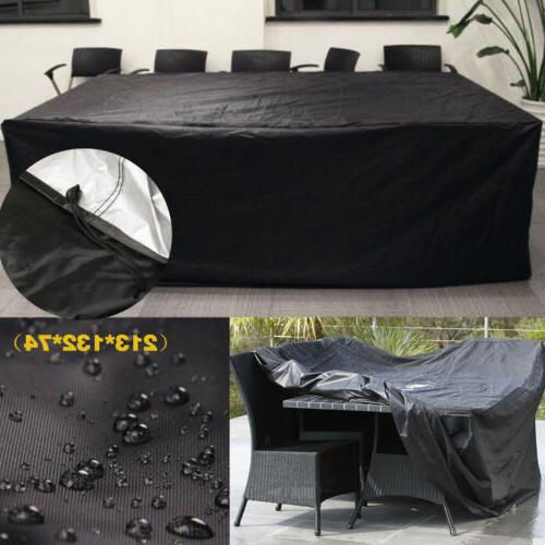 Waterproof Outdoor Furniture Cover in home / Garden Cover