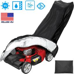 Lawn Mower Cover Waterproof Heavy Duty UV Protected Covering