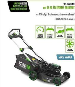 Lawnmower Trimmer Battery Operated Complete Traction 50 cm o