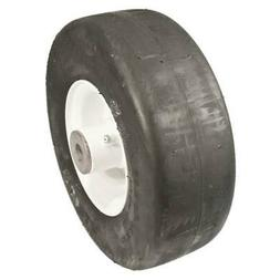 """New Stens 175-500 Solid Tire Assembly 9x350x4 Scag 32"""" 36"""" C"""