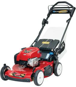 Toro Recycled Self Propelled Gas Walk Behind Lawn Mower with