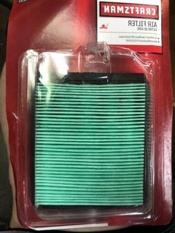 Craftsman Replacement Air Filter Fits Lawn Mowers With Honda