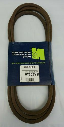 N2 Replacement Belt GY20570 Made in USA