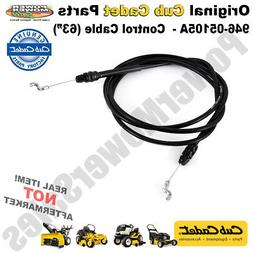 CUB CADET Replacement Control Cable  for Lawn Mowers & Other