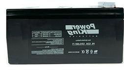 Replacement part For Toro Lawn mower # 106-8397 BATTERY-12 V